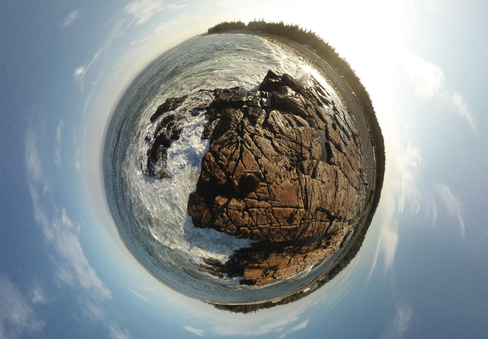An Island as a Planet 1